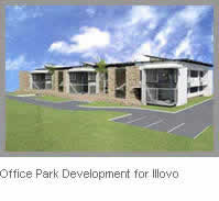 Office Park Development for Illovo