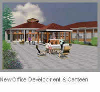 New Office Development & Canteen for Bronx Mining